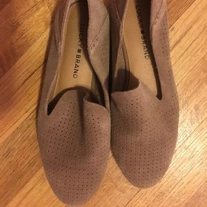 Lucky brand loafers!